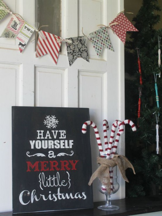Super Cute Christmas Signs For Indoors And Outdoors