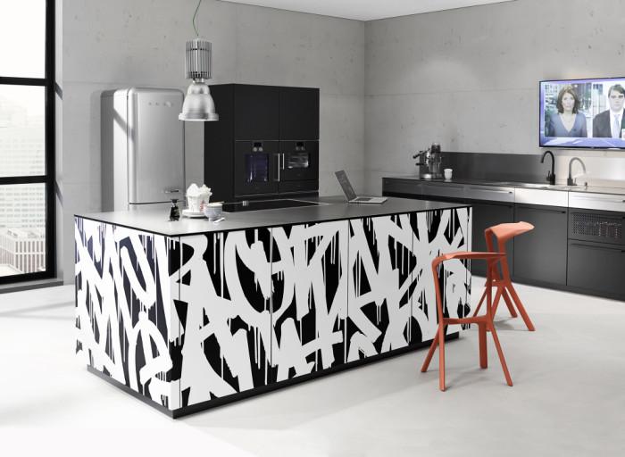 Picture Of super modern loft kitchen designs by neo  2