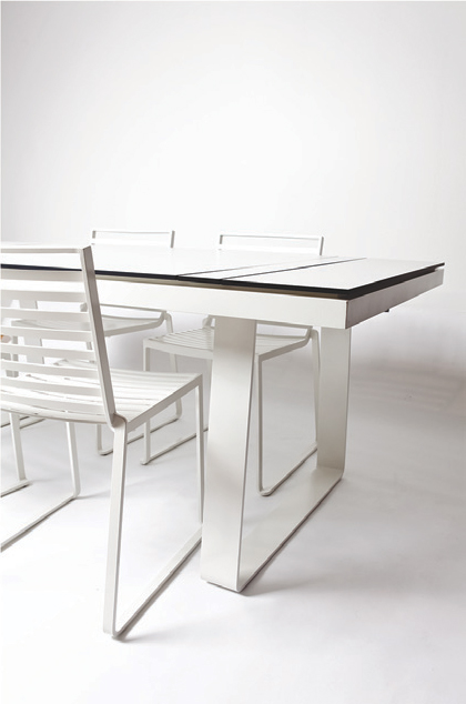 Super Modern Outdoor Dining Set