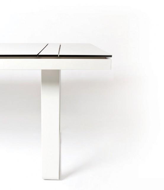 Ultra Modern Outdoor Dining Furniture Set Clovelly By