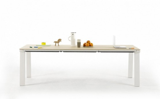 Super Thin And Multifunctional Drawer Tables