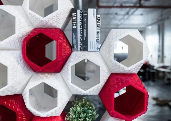Supermod 3d Printed Modular Wall System