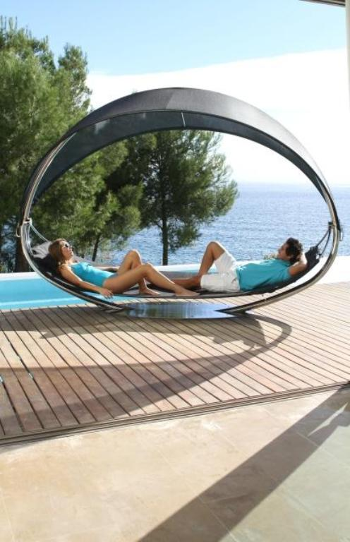 Surf Hammock To Enjoy The Nature