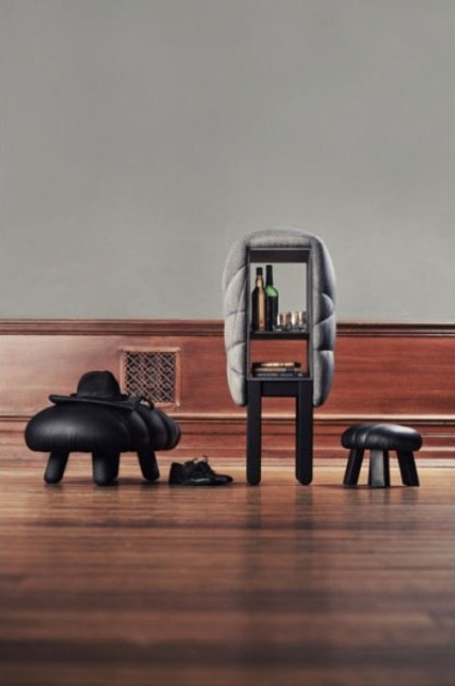 Surrealistic Furniture With Experimental Forms