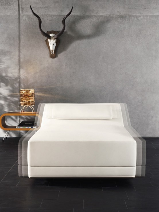 Sway Bed By Klafs