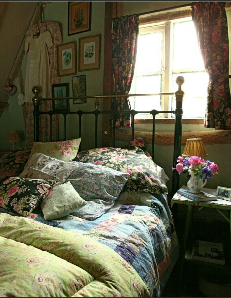 picture of sweet vintage bedroom decor ideas to get inspired