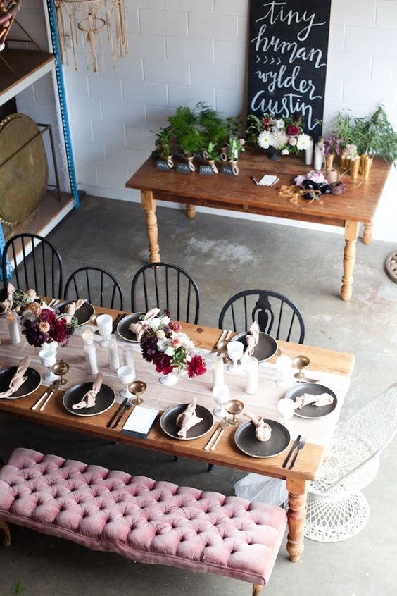 37 sweetest baby shower table settings to get inspired digsdigs