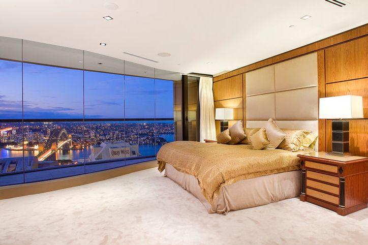 Luxury Apartment Rooms sydney's luxury penthouse apartment - digsdigs