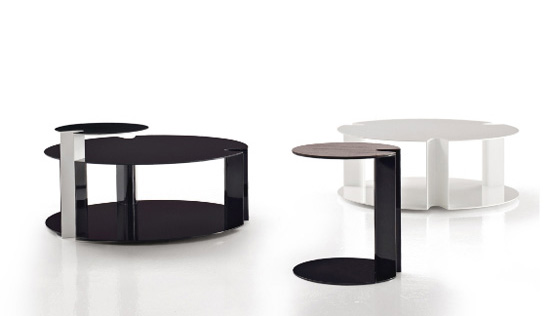 Nix Table By B&B Italy