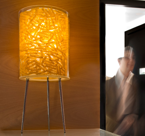Table Lamp With Awesome Shade
