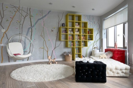 Awesome 10 Contemporary Teen Bedroom Design Ideas