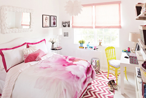 Modern Girl Bedroom Design Inspiration