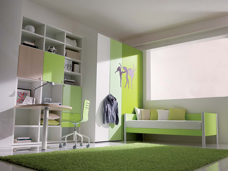 13 Cool Teenage Girls Bedroom Ideas | DigsDigs on Teen Rooms For Girls  id=88105