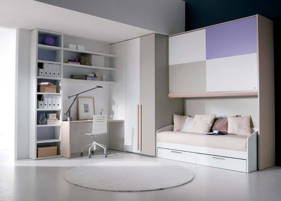 Teenage Girl Bedroom Designs