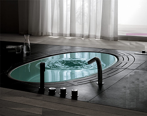 Teuco high tech bathtub