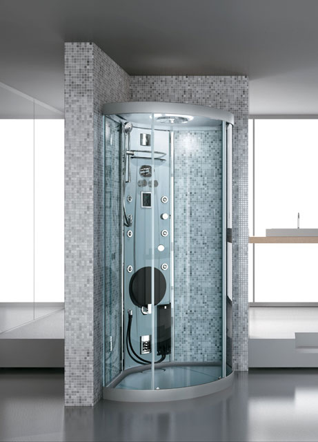 Latest Shower and Hydromassage Cabin from Teuco – 156 NEXT+