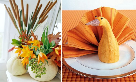 Merveilleux Thanksgiving Decorating Ideas