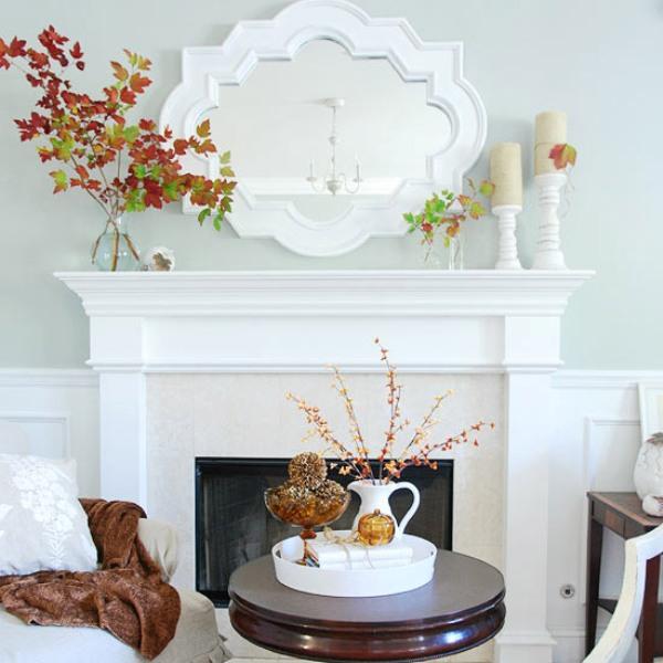 40 thanksgiving mantelpiece d cor ideas digsdigs