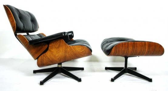 the eames lounge