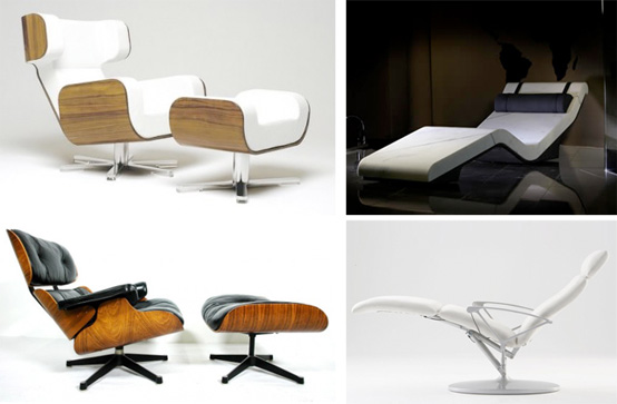10 the most comfortable lounge chairs in the world digsdigs - Most comfortable living room chairs ...