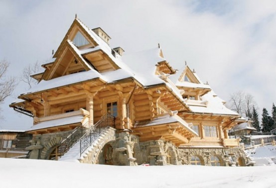 5 The Most Cozy Houses Of 2012