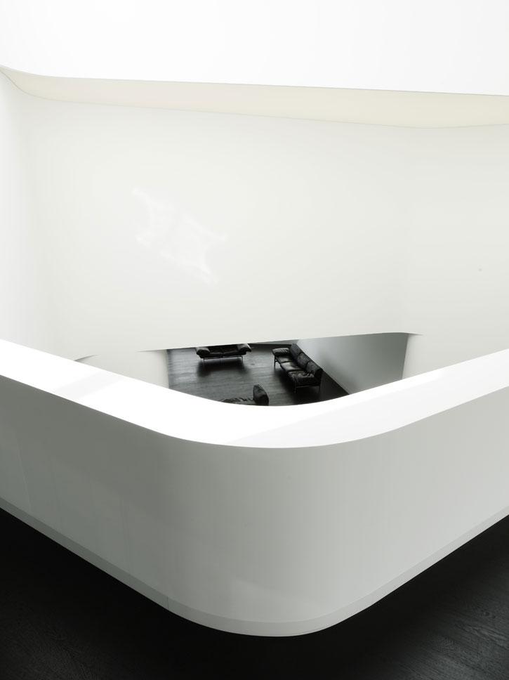 Picture Of the most futuristic house interior  2