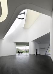 the most futuristic house interior