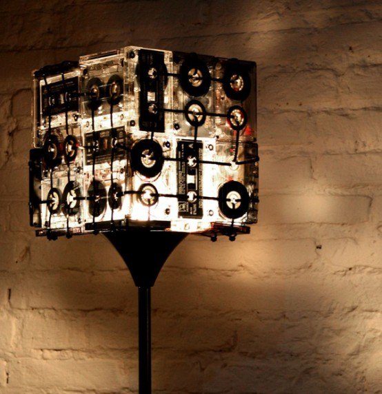 The Most Hipsterest Lamp Ever