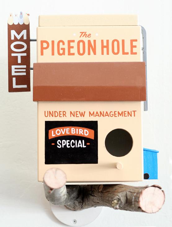 The Pigeon Hole Motel