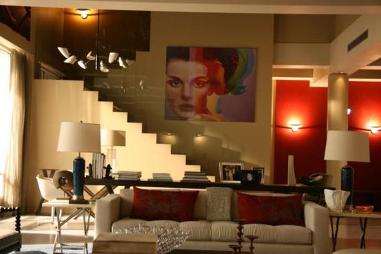 The Van Der Woodsen Penthouse
