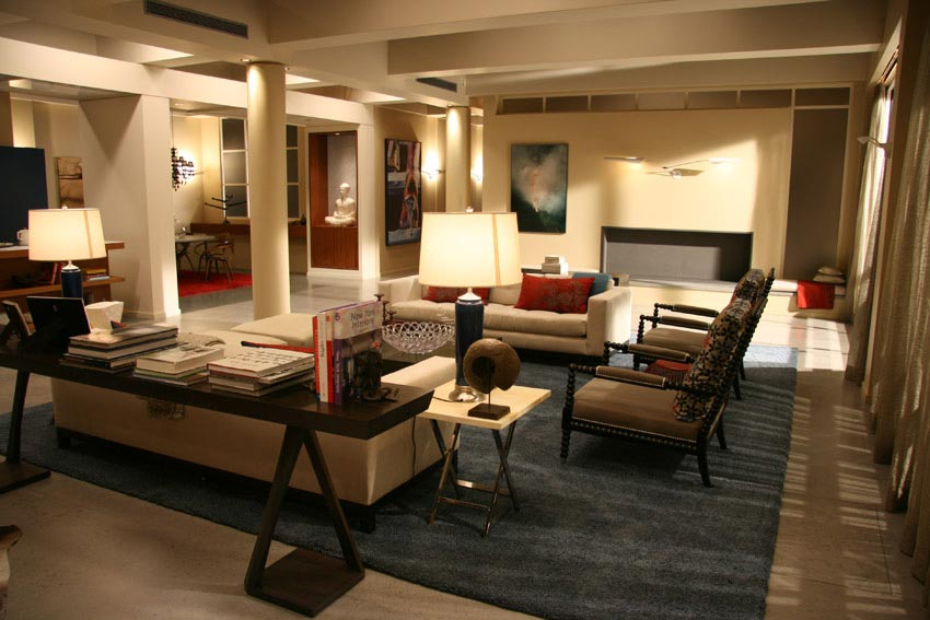 Interiors from gossip girl tv series digsdigs for Gossip girl apartment floor plans