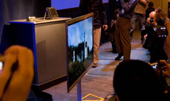Thinnest Plasma TV In The World by Panasonic