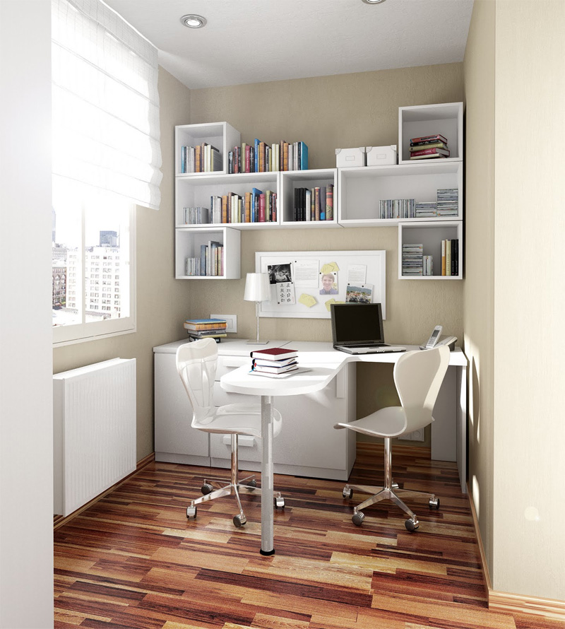 Bedroom Office: 50 Thoughtful Teenage Bedroom Layouts