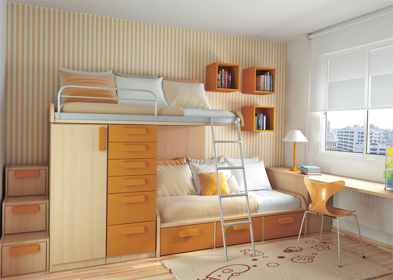 thoughtful teen room layout 22 - Teenage Bedroom Layouts !!