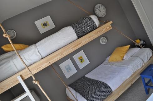 Three Boys Bedroom