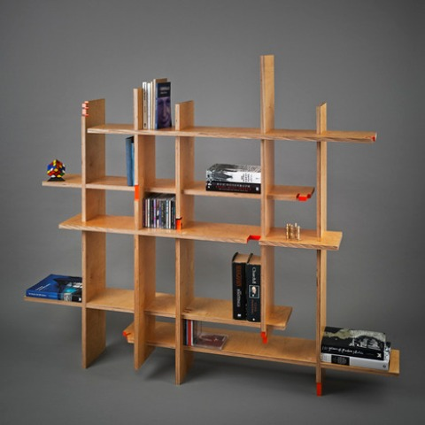 Three Dimensional And Green 8.4.1 Bookcase