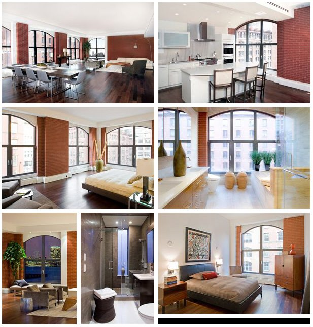 Timberlake Manhattan home