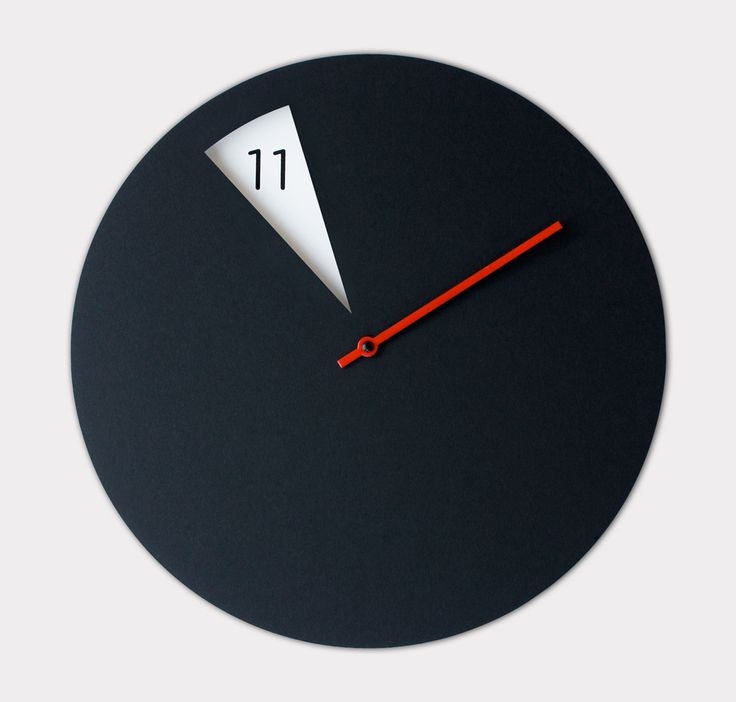 Time As Art: 26 Really Unique Modern Clocks