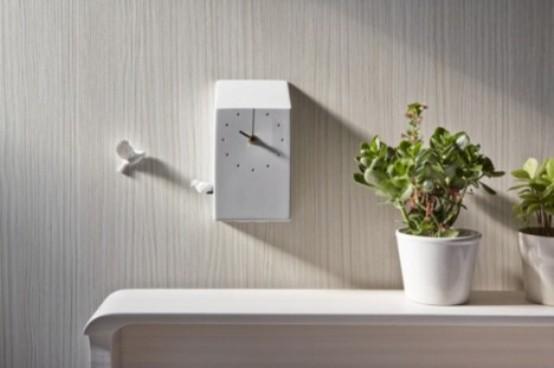Time As Art Unique Modern Clocks