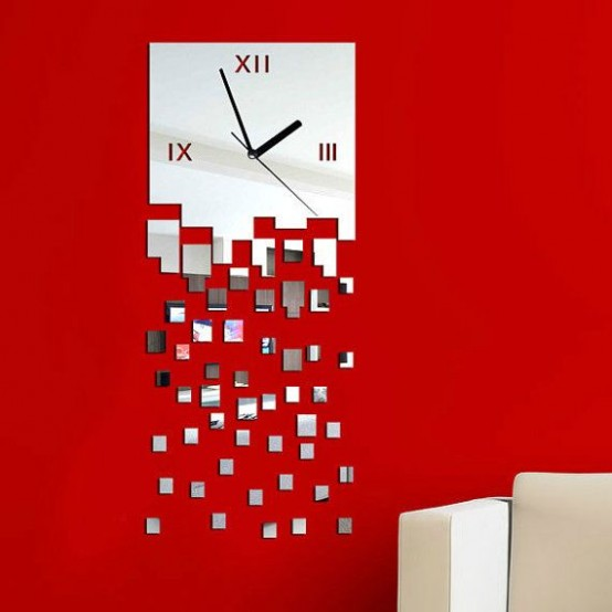 Elegant Time As Art Unique Modern Clocks