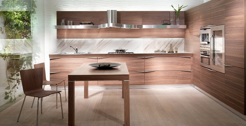 Contemporary Wooden Kitchen Inspirations Digsdigs