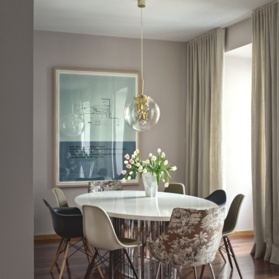 Timeless And Elegant Lisbon Apartment With Eclectic Aesthetics