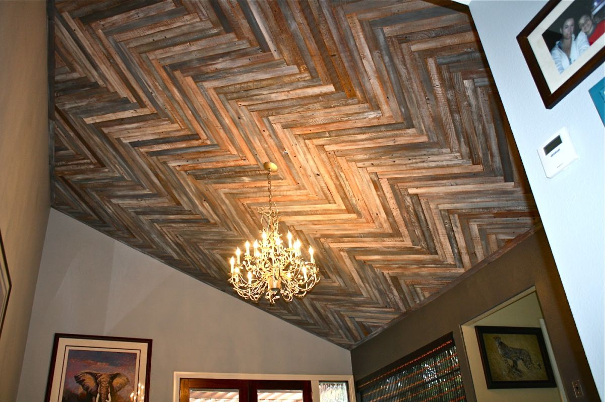 Timeless Herringbone Pattern For Your Home Ideas