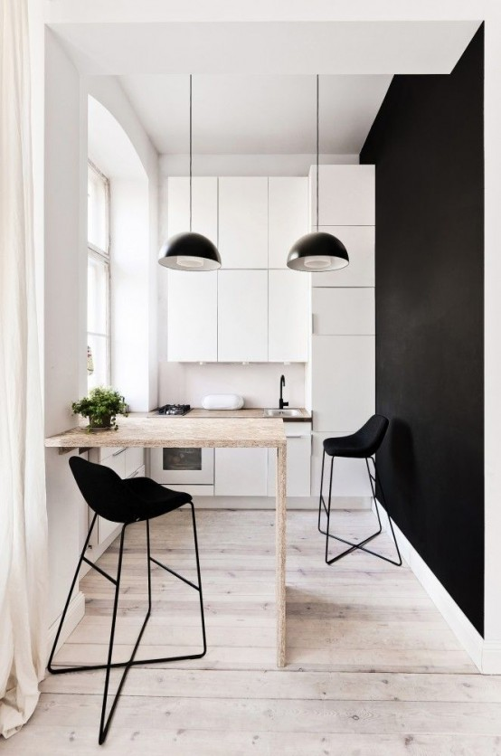 Beautiful Timeless Minimalist Dining Rooms And Spaces