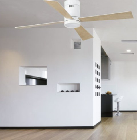 Timor And Ithaca Ceiling Fans With Low Power Consumption