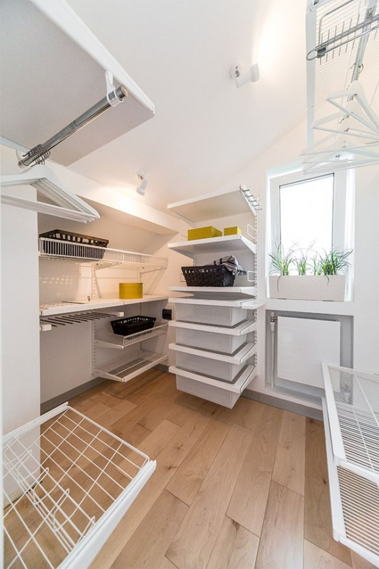 Tiny But Functional Apartment For Two Students