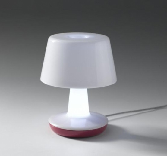 Cute Tiny LED Lamps For Indoor Use - DigsDigs