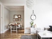 Tiny Scandinavian Apartment Decorated With Style