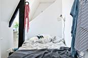 Tiny Scandinavian Apartment With A Smart Space Saving Design