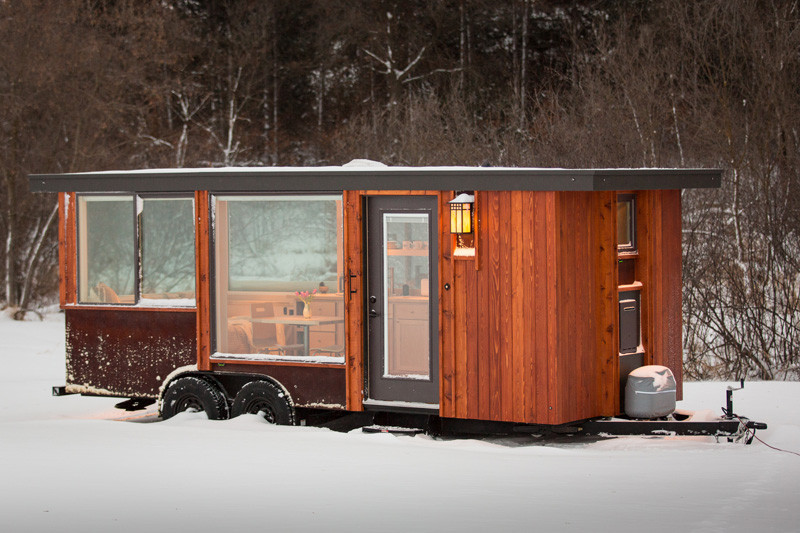 Picture Of tiny vista personal home of just 160 square feet  2